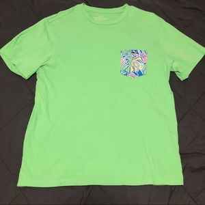 Vineyard Vines Front Pocket Tee